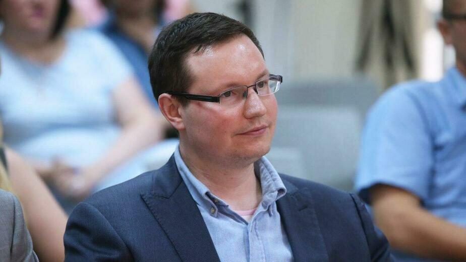На фото: Дмитрий Кусков | Фото: пресс-служба регионального правительства