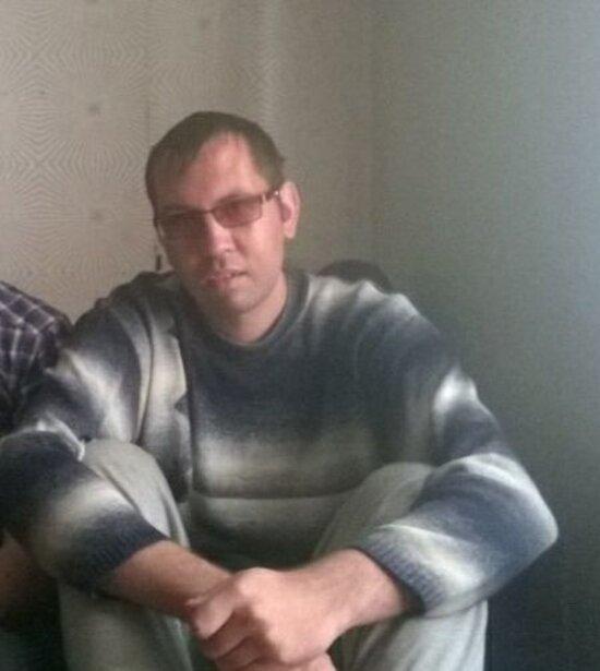 На фото: погибший Олег Егоров   Фото: личный архив семьи