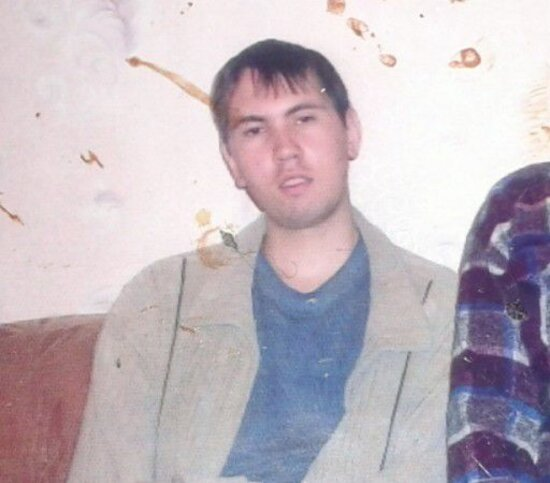 На фото: погибший   Фото: из личного архива семьи