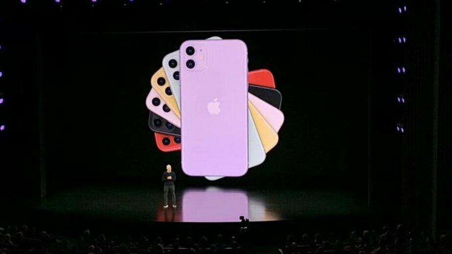 Apple нарастит производство последних iPhone из-за повышенного спроса - Новости Калининграда | Фото с официальной презентации