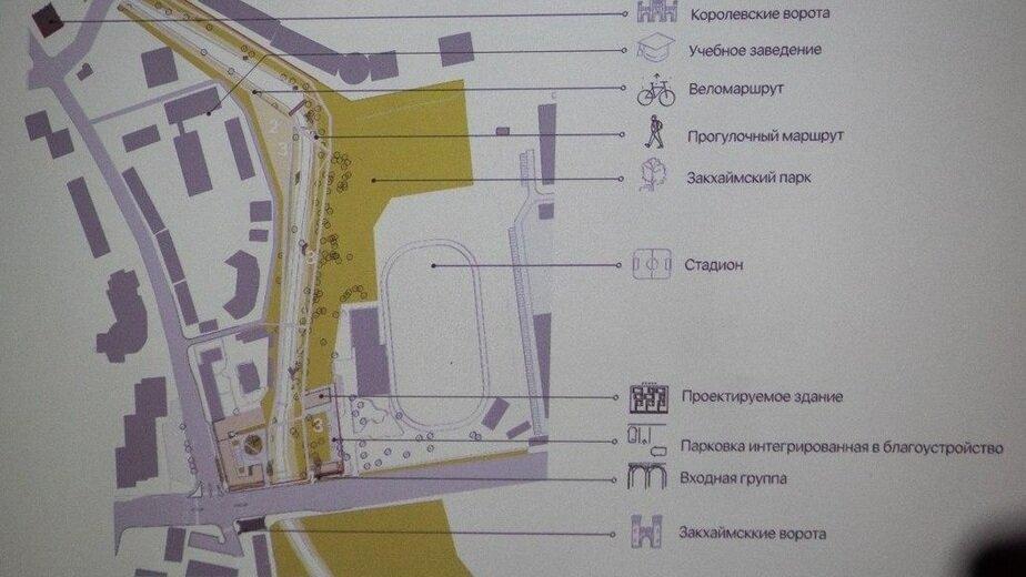 В Калининграде предложили построить многоэтажный отель рядом с Домом пожарных - Новости Калининграда