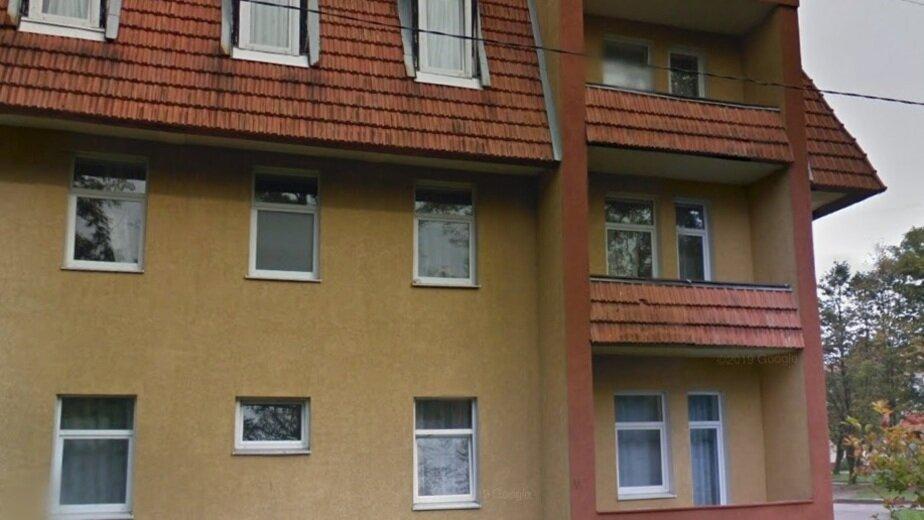 В Зеленоградске здание водолечебницы реконструируют под гостиницу - Новости Калининграда | Скриншот Google.Maps