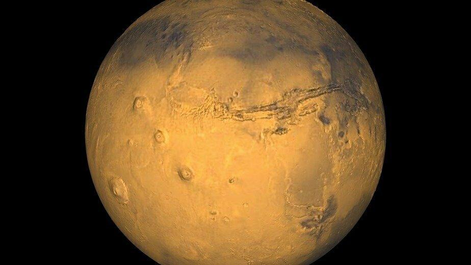 В NASA заявили о существовании следов жизни на Марсе - Новости Калининграда | Фото: официальный сайт NASA