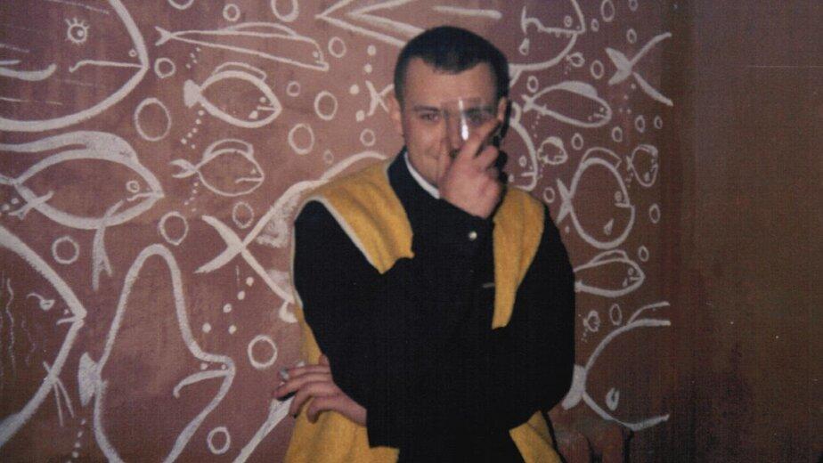 "Олег Лунин. Он же ""Зуй Болотный""   Фото: Дмитрий Смищук."