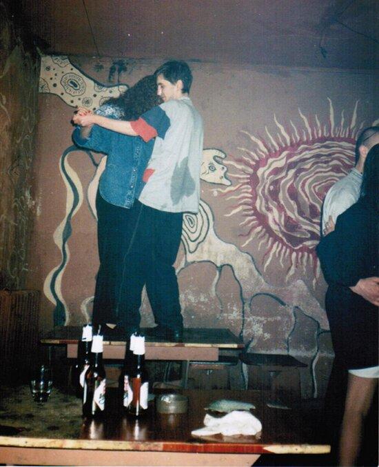 Танцы на столах были скорее нормой   Фото: Дмитрий Смищук
