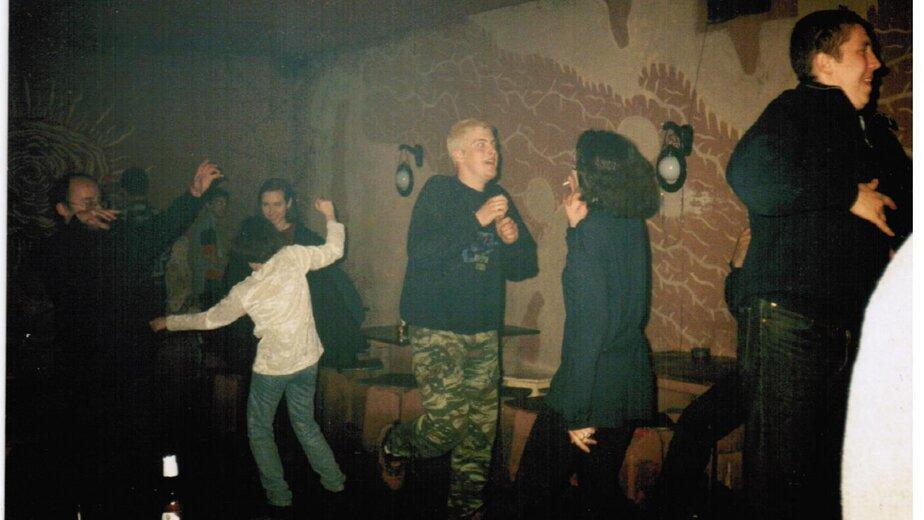 """Танцы в """"Икстлане""""   Фото: Константин Ярков"""