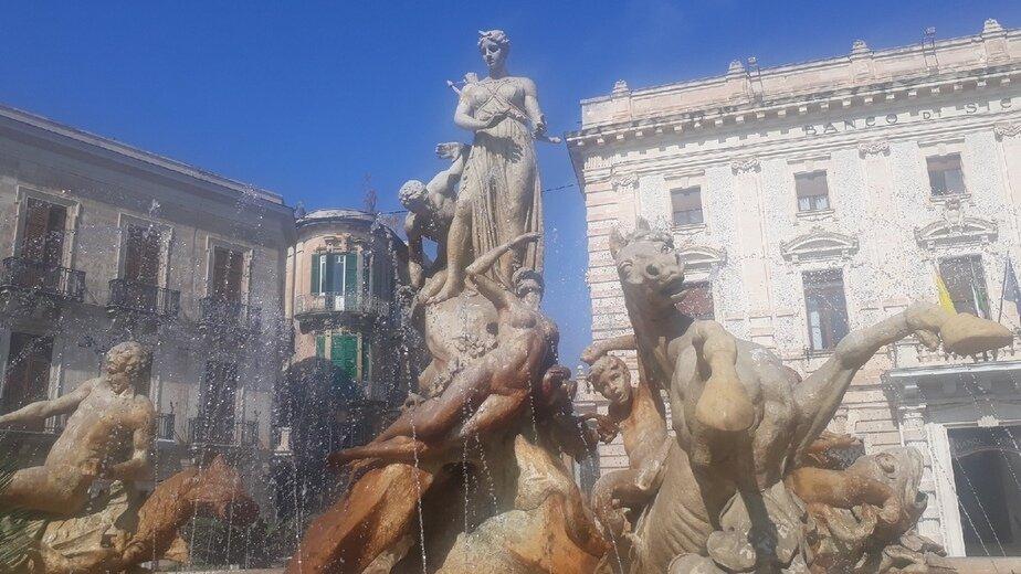 В гости к трёхногой горгоне: идеи и лайфхаки для бюджетного путешествия на Сицилию - Новости Калининграда | Фото: Юрате Пилюте
