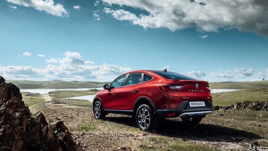 Renault Arkana: инновации для жизни - Новости Калининграда