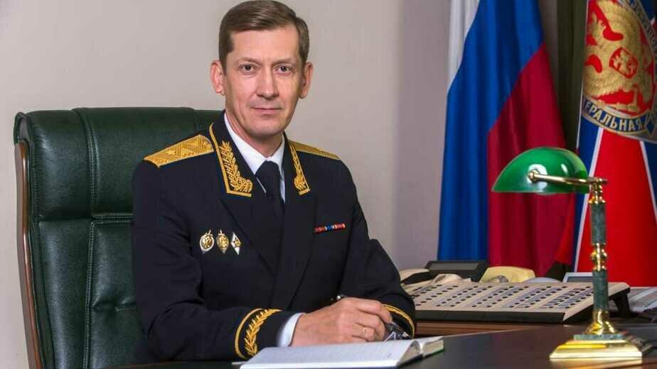 На фото: Павел Гуляев | Фото: пресс-служба регионального управления ФСБ