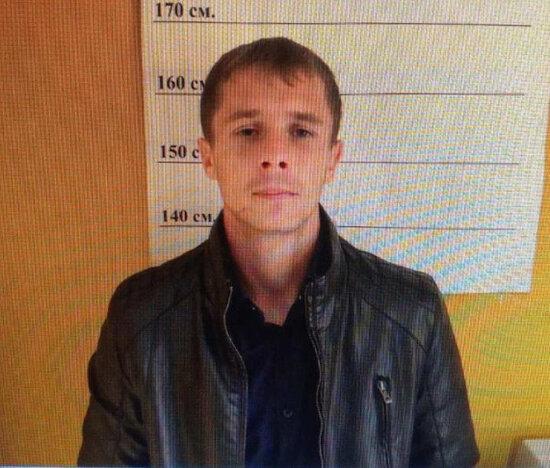 На фото: разыскиваемый Александр Шрамов | Фото: пресс-служба УМВД России по Калининградской области