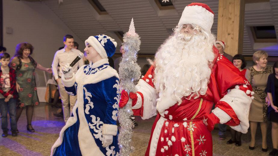 Волшебная новогодняя ночь на берегу трех озер: место, где сбываются мечты - Новости Калининграда