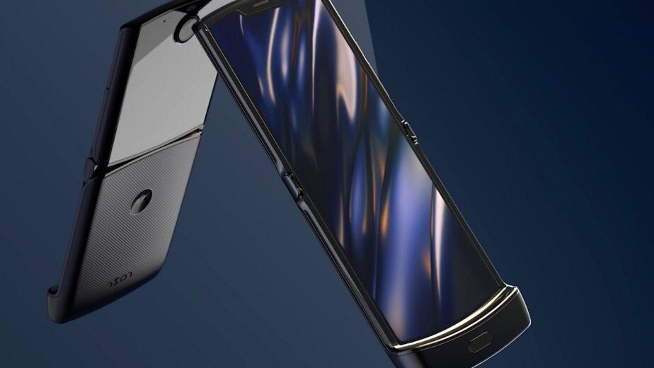 Motorola представила обновлённую раскладушку Razr - Новости Калининграда | Изображение: скриншот официального сайта бренда motorola.com