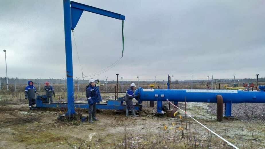 В Светловском округе приступили к диагностике газопровода высокого давления - Новости Калининграда | Фото: пресс-служба правительства Калининградской области