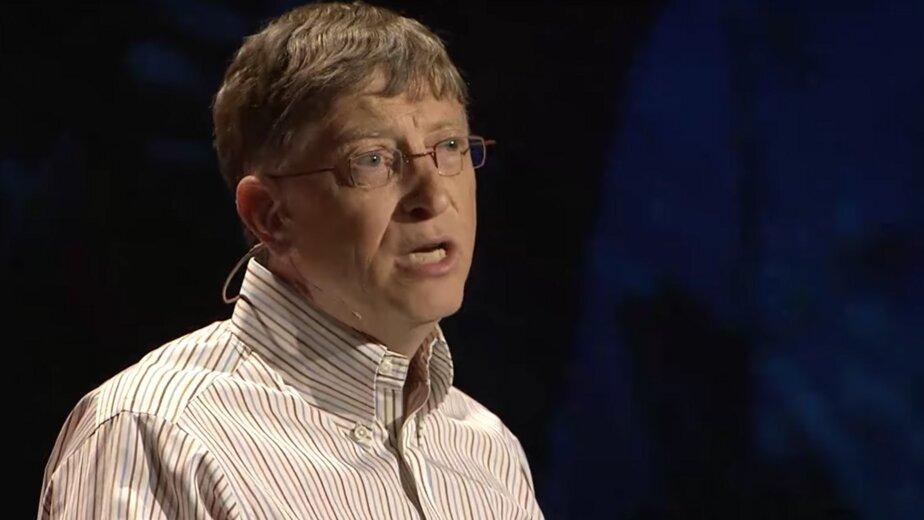 Bloomberg: Билл Гейтс вновь стал самым богатым человеком на планете - Новости Калининграда | Изображение: кадр из выступления Билла Гейтса на Ted Talks / YouTube