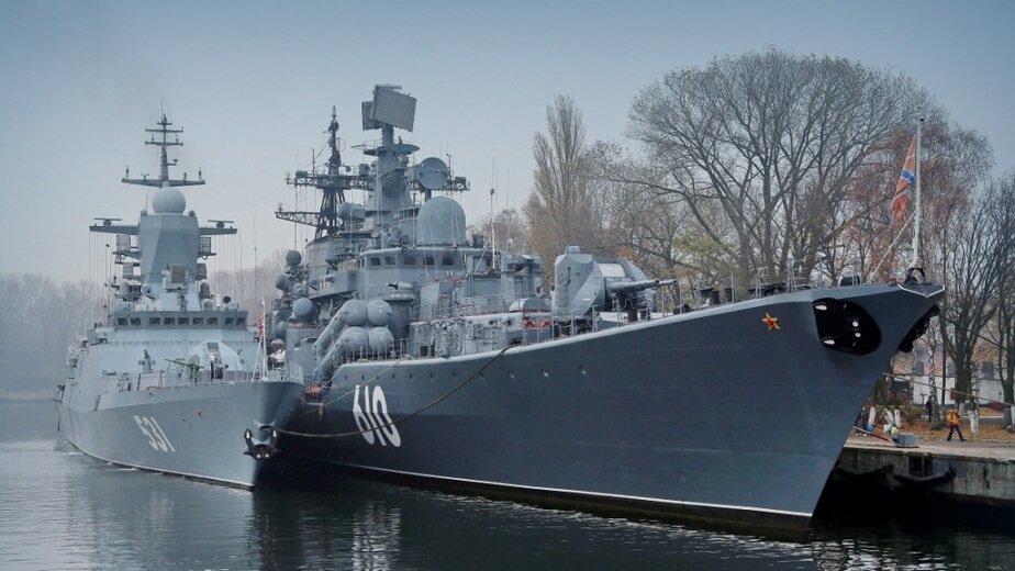 Офицеры Балтийского флота сдали зачёт по управлению кораблями - Новости Калининграда | Фото: пресс-служба ЗВО по Балтийскому флоту