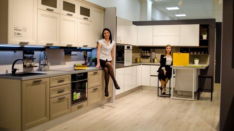 """В красивой, удобной кухне смысл особенный: встречайте """"Катюшу"""" дома - Новости Калининграда"""