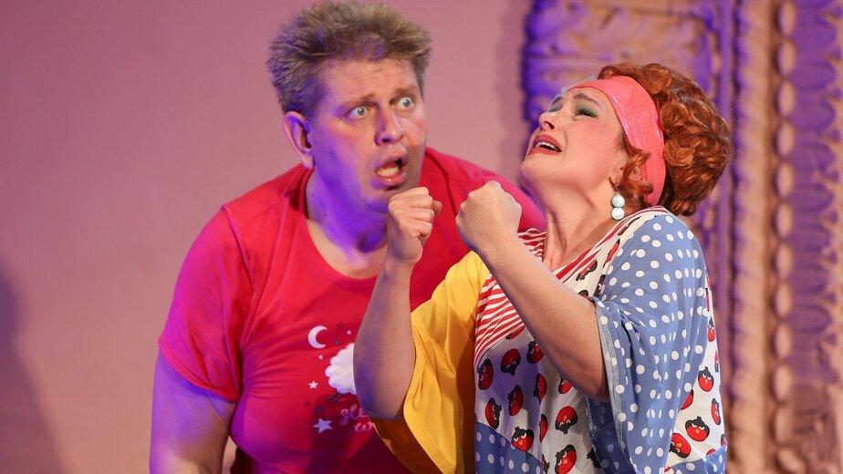 В Калининградском драмтеатре покажут одну из самых кассовых комедий - Новости Калининграда | Фото: официальный сайт Драмтеатра