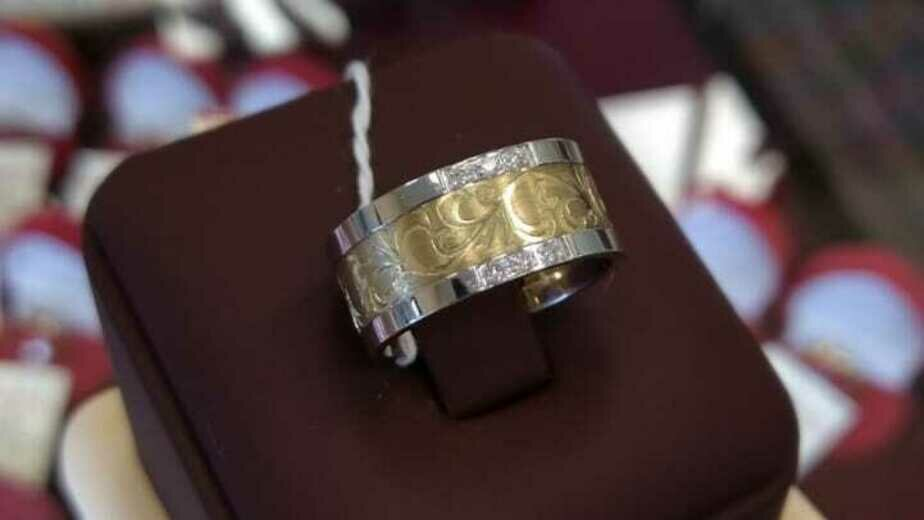 """Выбираем символ любви и верности в салоне """"Обручалка"""" - Новости Калининграда"""