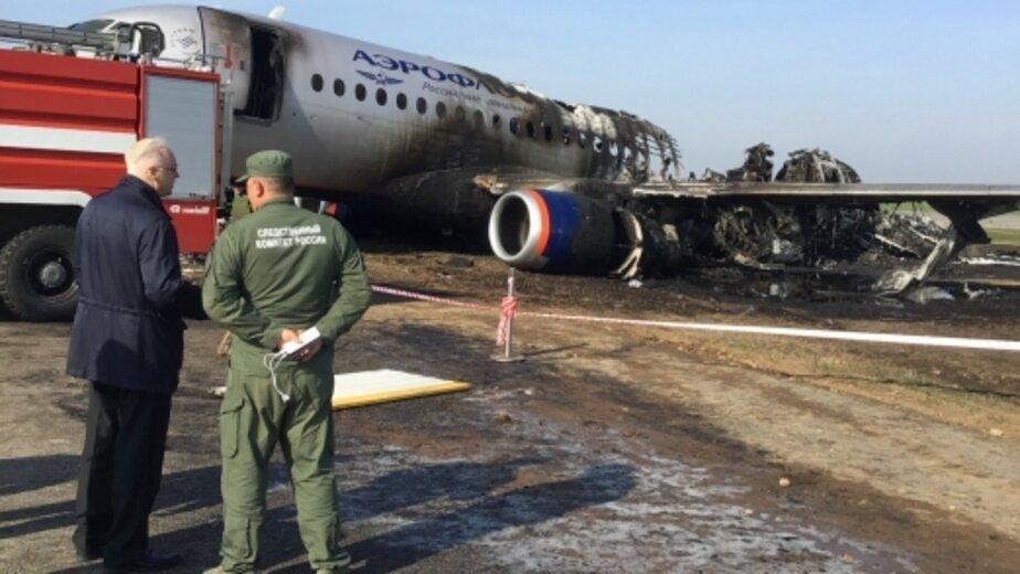 Завершено расследование катастрофы Superjet в Шереметьево, где погиб 41 человек - Новости Калининграда | Фото: СК РФ