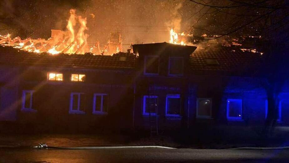 Фото с места происшествия | Фото: Алексей Заливатский / Facebook