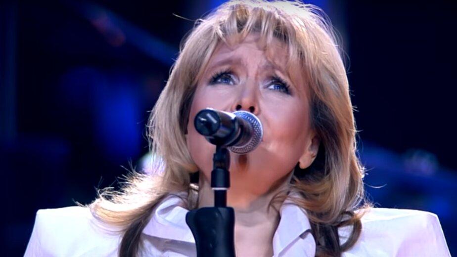Ольга Кормухина | Кадр с концерта