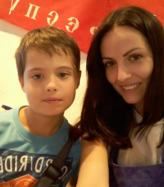 На фото Максим и Инна Трофименко | Фото из личного архива семьи