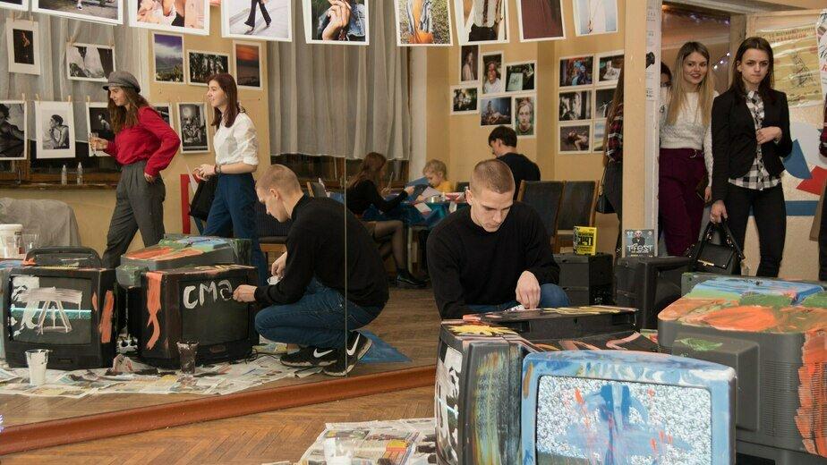 """Предыдущий фестиваль """"Набросок"""".    Фото из группы мероприятия """"ВКонтакте"""""""