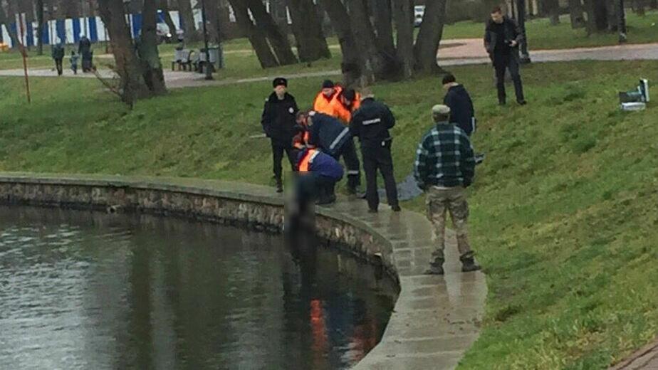 В Верхнем озере обнаружили тело женщины (фото) - Новости Калининграда | Фото очевидца