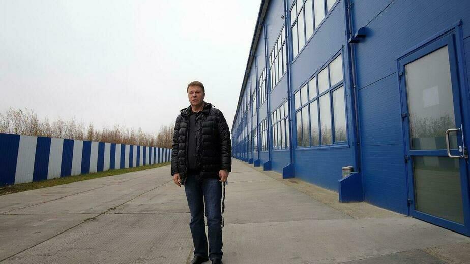 На фото: Юрий Денисов   Фото: Александр Матвеев