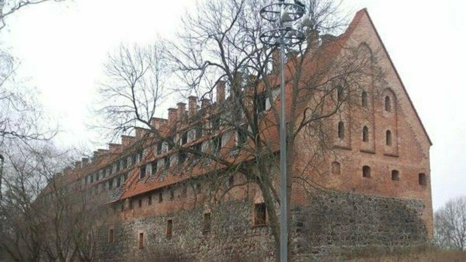 Замок Прейсиш-Эйлау вновь выставили на продажу   - Новости Калининграда | Фото: Альберт Адылов
