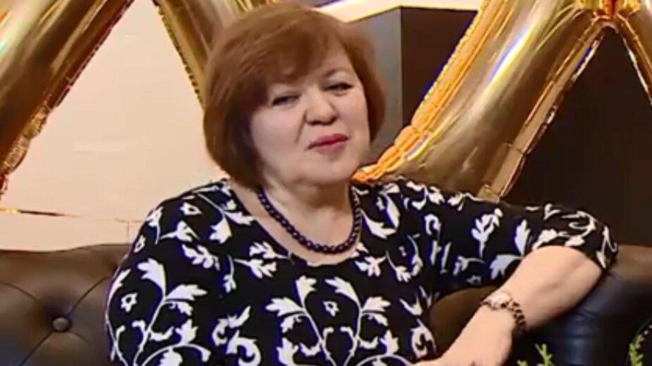 Надежда Бартош | Кадр из передачи на НТВ