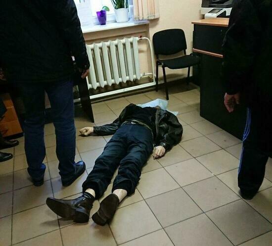 В Калининграде в отделении Пенсионного фонда скончался 70-летний мужчина - Новости Калининграда | Фото: очевидец