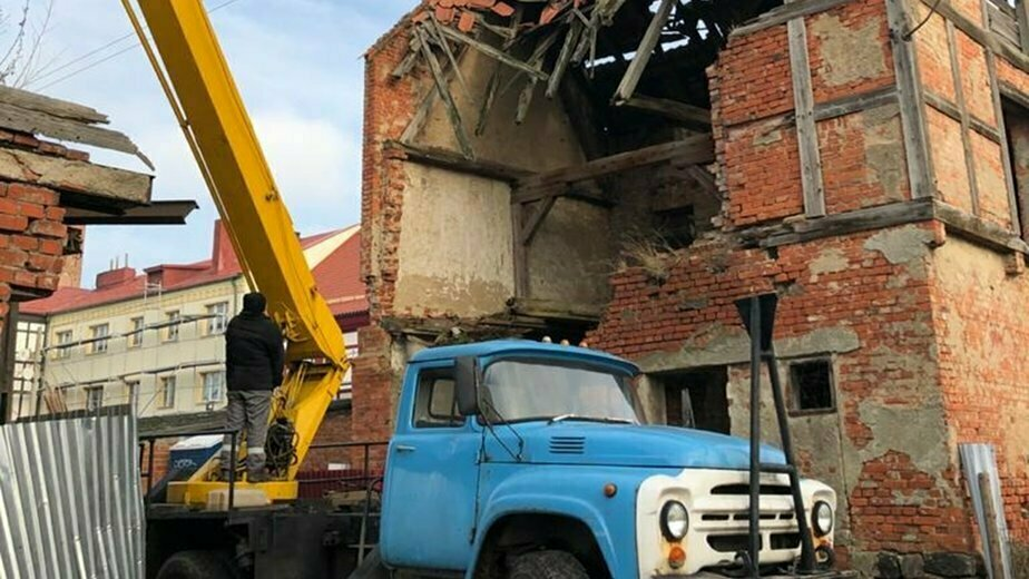 Поселок Железнодорожный | пресс-служба правительства Калининградской области
