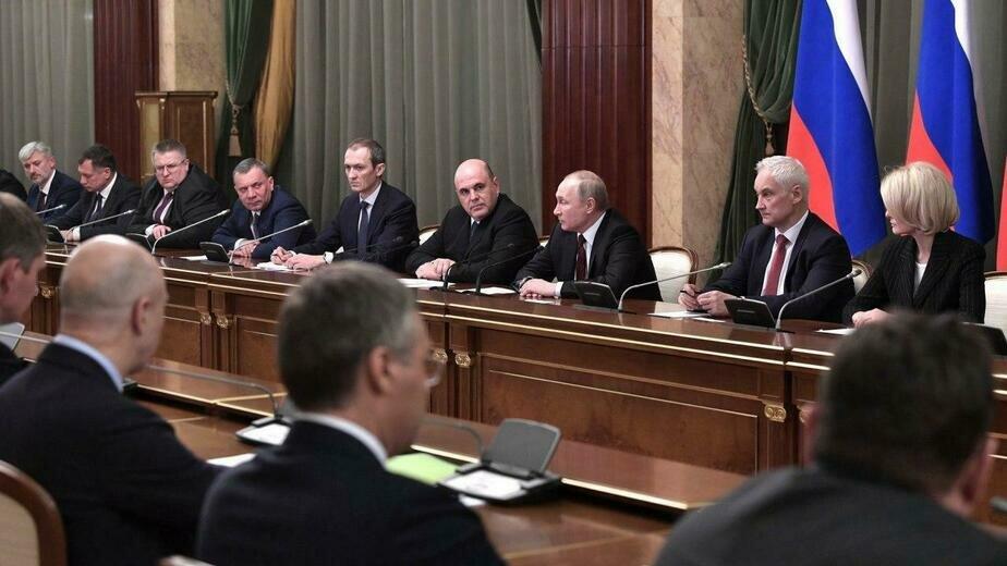 Новые лица в российском кабмине: биография, хобби, доходы      - Новости Калининграда | Фото: kremlin