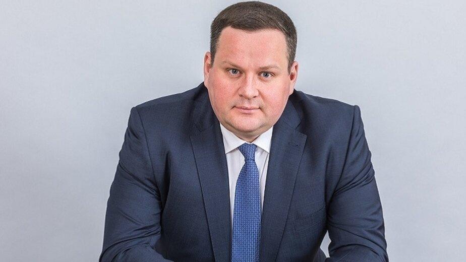 Министр труда Антон Котяков | Фото: сайт Минтруда