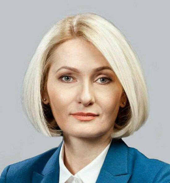 Вице-премьер Виктория Абрамченко | Фото: сайт Росреестра