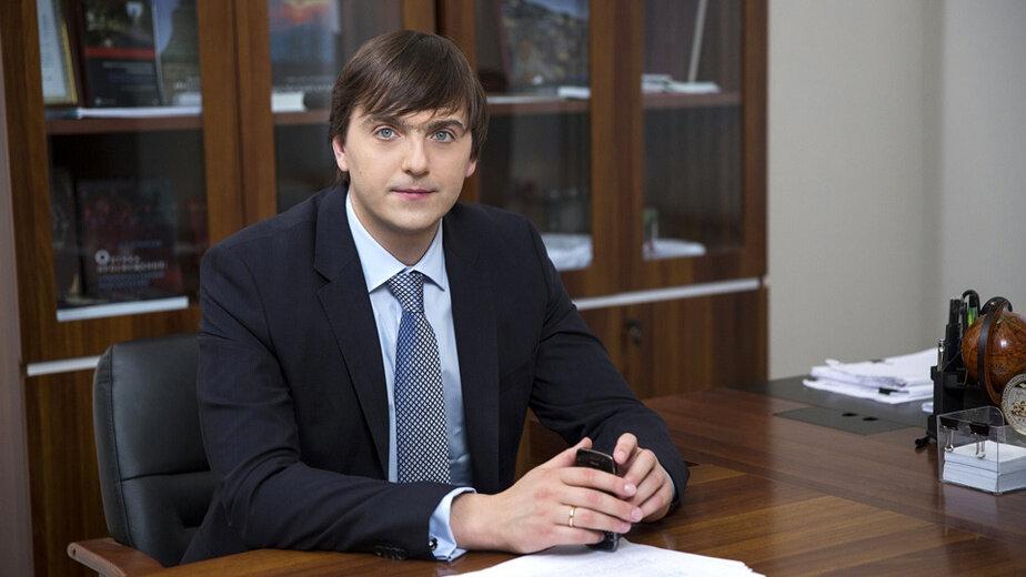 Министр просвещения Сергей Кравцов | Фото: сайт Минпросвещения РФ