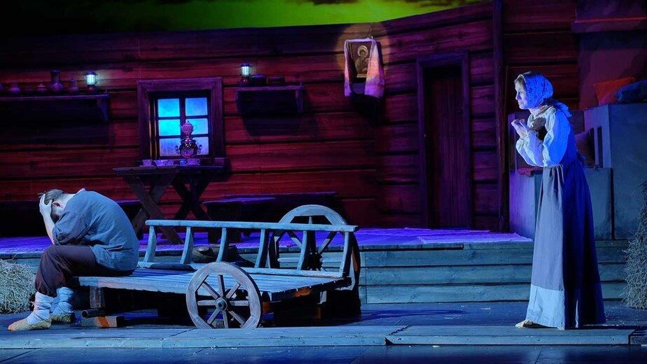 В Калининграде покажут запрещённую в царской России и СССР пьесу - Новости Калининграда | Фото с сайта Драмтеатра