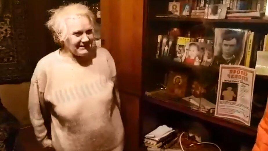 Ездила в Советск на кладбище: пропавшая в Калининграде пенсионерка вернулась домой (видео)   - Новости Калининграда | Кадр видеозаписи