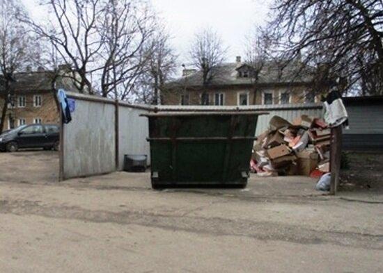 В Калининграде ликвидировали незаконные свалки на трёх улицах - Новости Калининграда   Фото: пресс-служба администрации Калининграда