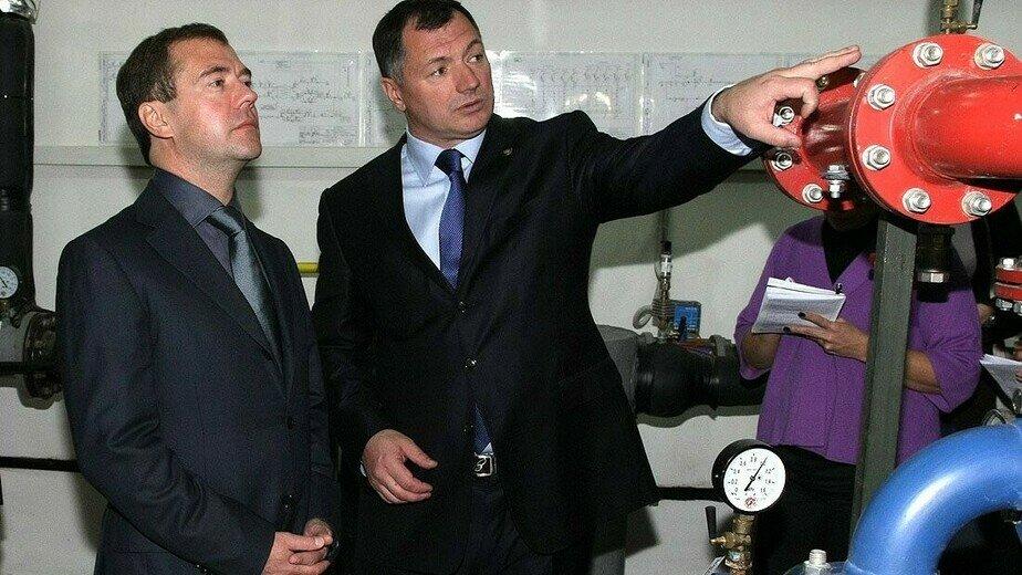 На фото: вице-премьер Марат Хуснуллин (справа) | Фото: kremlin