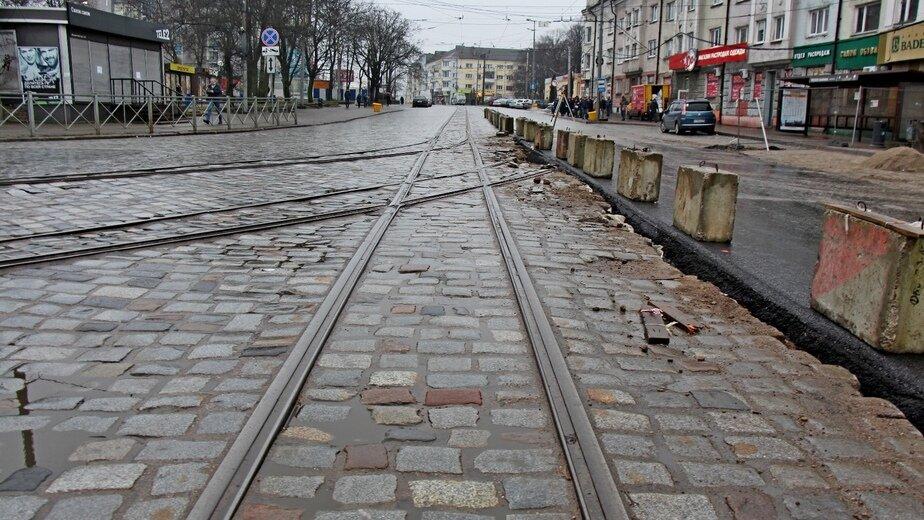 На следующей неделе изменится схема движения на перекрёстке Киевская — Калинина - Новости Калининграда | Фото: пресс-служба городской администрации