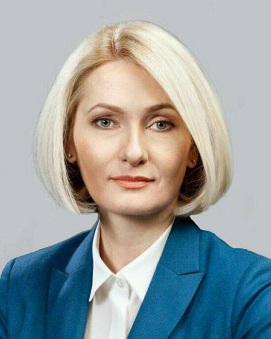На фото: Виктория Абрамченко | Фото: Росреестр