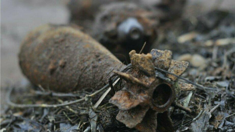 Сапёры Балтфлота за два дня обезвредили 30 боеприпасов времён войны - Новости Калининграда   Фото: пресс-служба ЗВО по Балтийскому флоту