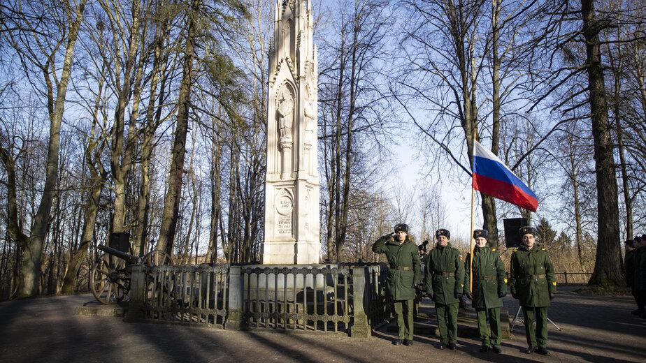 В память о героях и с вниманием к турпотенциалу: в Багратионовске отметили 213-ю годовщину битвы при Прейсиш-Эйлау - Новости Калининграда