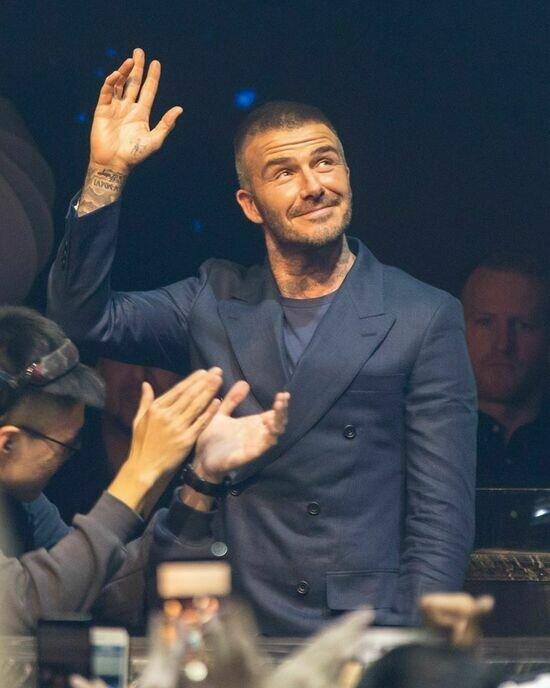 Болельщики назвали самого сексуального футболиста мира   - Новости Калининграда | Фото: David Beckham / Facebook