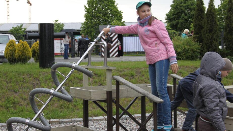 В Калининграде открылись обновлённые Фридрихсбургские ворота - Новости Калининграда | Фото предоставлено пресс-службой музея