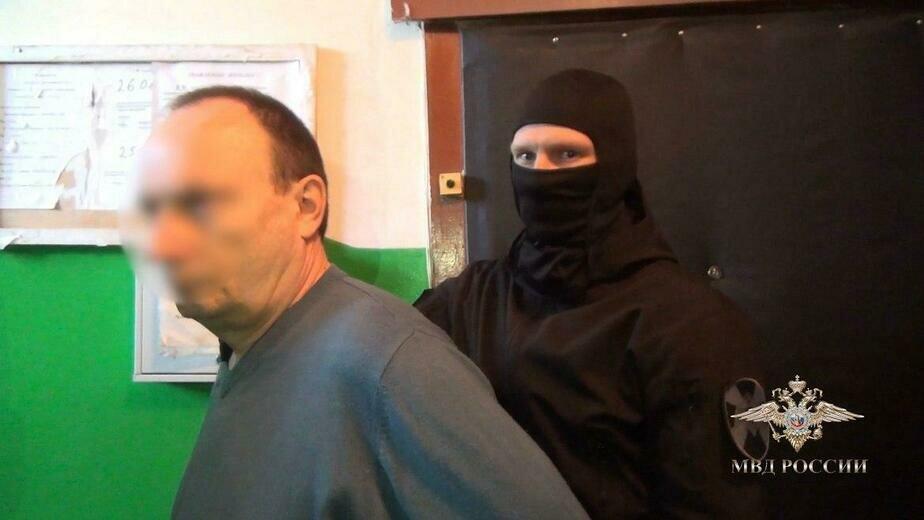 63-летнему калининградцу предъявили обвинение в организации заказного убийства - Новости Калининграда   Фото: пресс-службы МВД России