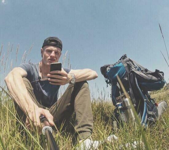 Калининградец, который совершает кругосветку без гроша в кармане, летит домой - Новости Калининграда | Фото: личный архив Яна Иванова