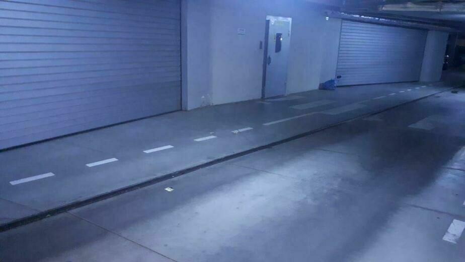 На фото: парковка, где произошло убийство | Фото: региональный СКР